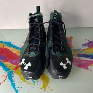 Under amour football cleats